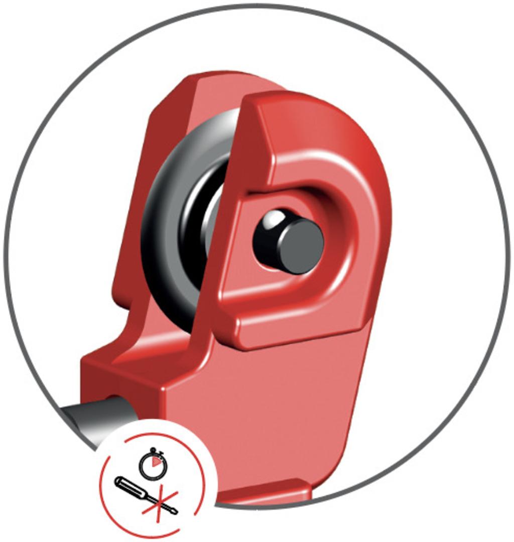 instant wheel change